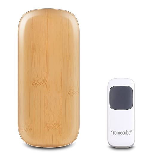20 opinioni per Campanello portatile senza fili 1 Bell+1 Chime