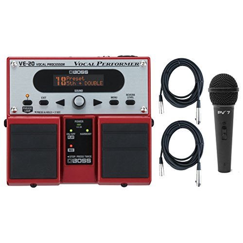VE 20 Performer Processor Dynamic Microphone product image