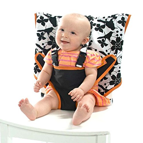 My Little Seat Travel High Chair, Coco Snow (My Little Travel High Chair)