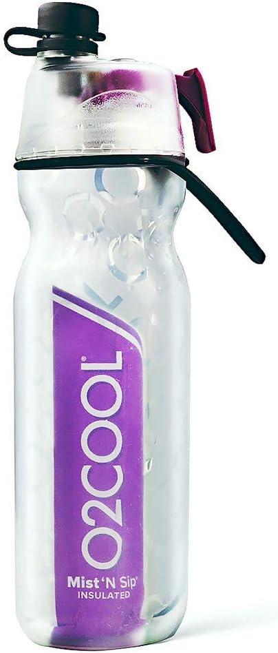 Ztoma Botella Bidón, 350ML Deportivo Spray Botella Bidón, Portátil ...
