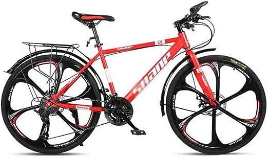TOOLS Mountain Bike Bicicleta para Joven Carretera Bicicletas ...