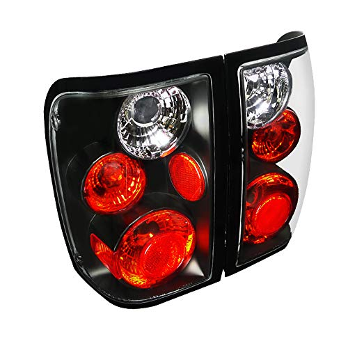 Spec-D Tuning LT-RAN01JM-TM Spec-D Altezza Tail Light Black
