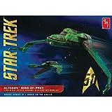 AMT 949 Star Trek Klingon Bird-Of-Prey 1:350 Scale Plastic Model Kit - Requires Assembly