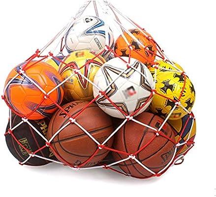 Zavddy-SP Baloncesto Bolsas para Material Baloncesto Bolsa de Red ...