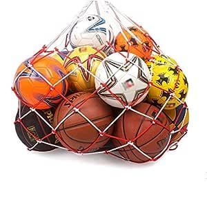 Almacenamiento de baloncesto Baloncesto bolsa de red puede ...