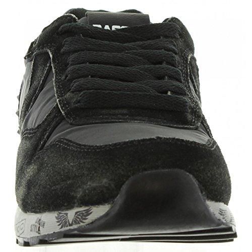 Zapatillas deporte de Mujer BASS3D 41229 C NEGRO
