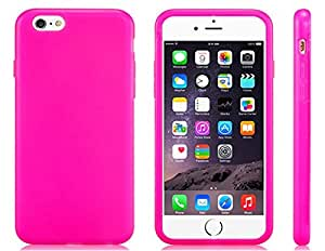 Plastic & TPU Rubber Case for 4.7'' iPhone 6 (Rose Red) by Preciastore