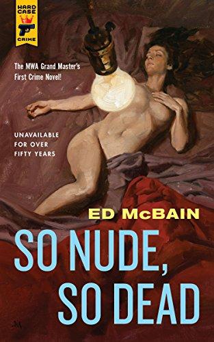 So Nude, So Dead (Hard Case Crime)