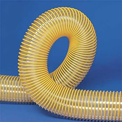 Ducting Hose, 2 In. ID, 50 ft. L, Urethane