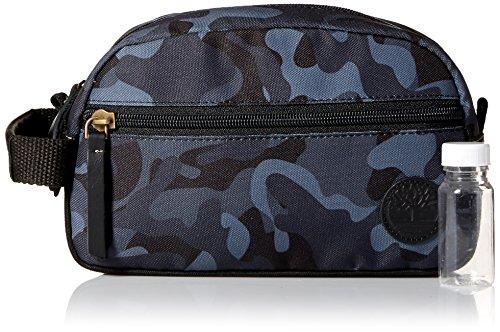 Timberland Men's Travel Kit,black camo,One Size