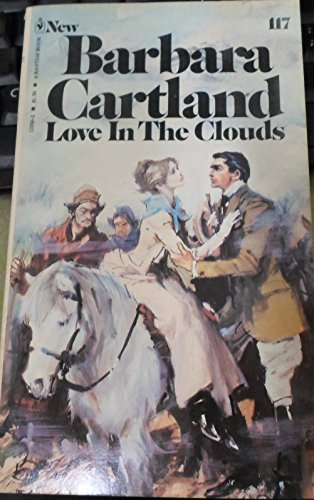 book cover of Love in the Clouds
