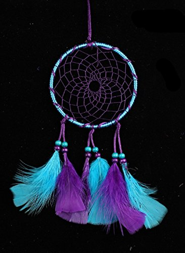 xindell-dream-catcher-circle-shaped-with-feathers-traiditional-pure-handmade-for-home-wall-and-car-i