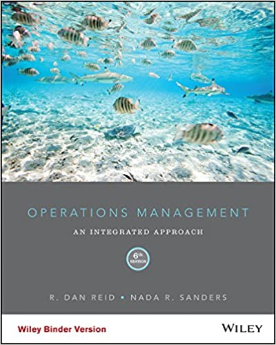 amazon com operations management an integrated approach 6th