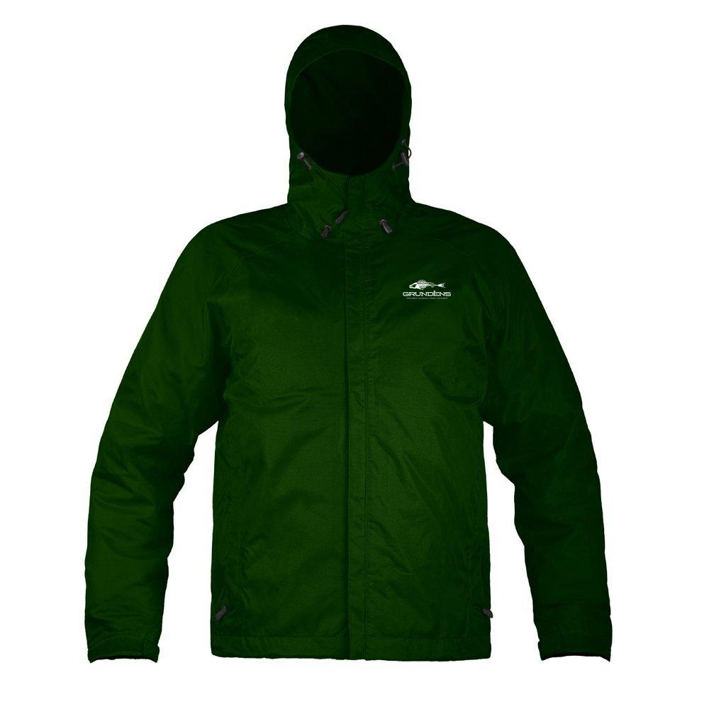 Grunden's Men's Gage Weather Watch Jacket, Green, 3X-Large by Grundéns (Image #2)