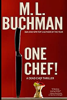 One Chef! (Dead Chef Book 2) by [Buchman, M. L.]