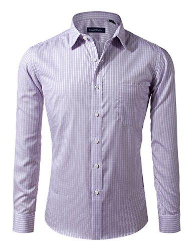 dress shirts slim waist - 8