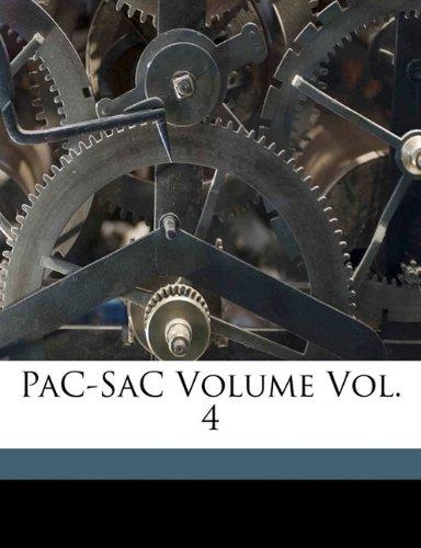 Download PaC-SaC 1917 Volume Vol. 4 PDF