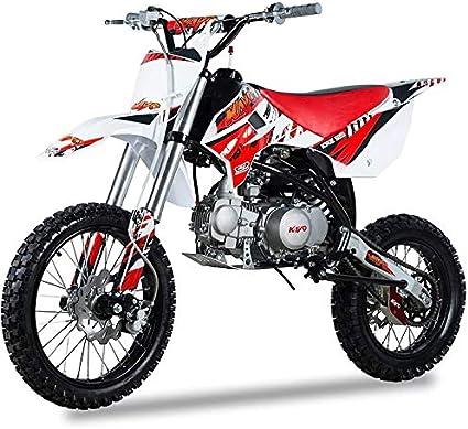 Pitbike Motorrad Motocross 140cc Kayo Dirt Bike Krz140 17 14 Rot Auto