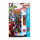 Paper Mate Mates Mechanical Pencil with Lead, Marvel, 4 Count