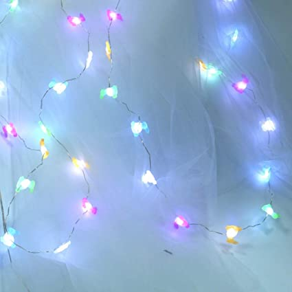 Amazon Com Cmrtew Easter Decorations Lights Rabbit Bunny Festive