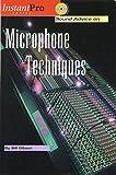 Sound Advice on Microphone Techniques (InstantPro)
