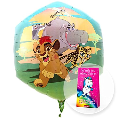 GLOBO - El León Y Unicornio de caramelos: Amazon.es: Jardín