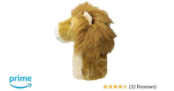 Daphnes Lion Headcovers