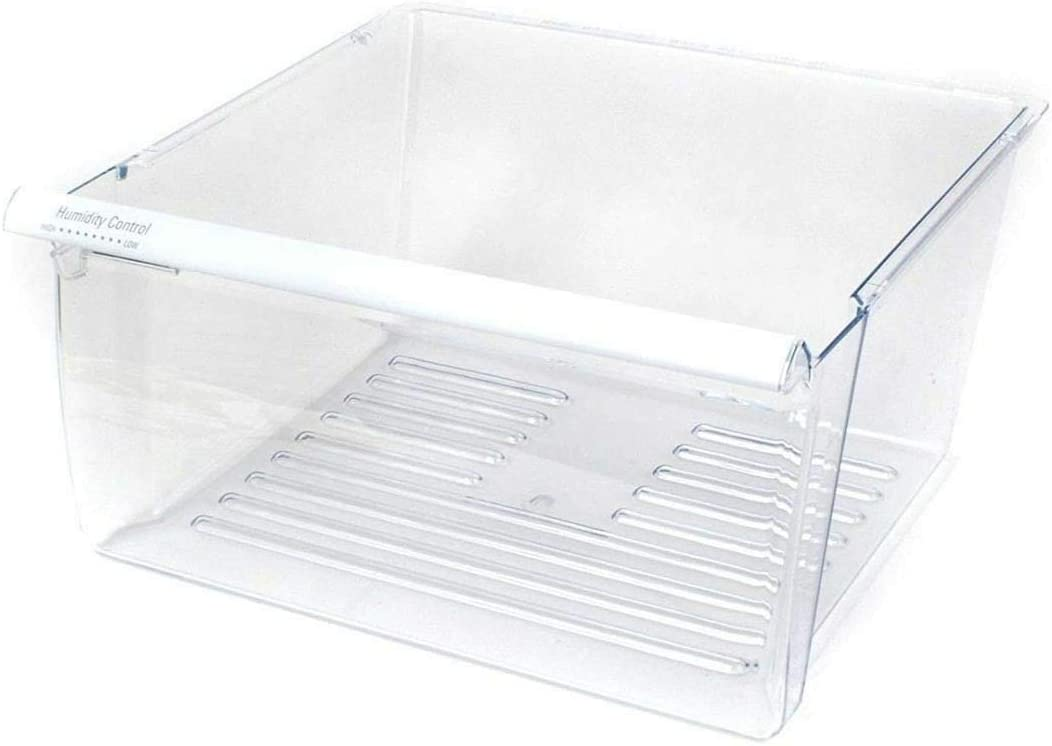 2188656 Crisper Drawer with Humidity Control For Whirlpool Refrigerator WP2188656