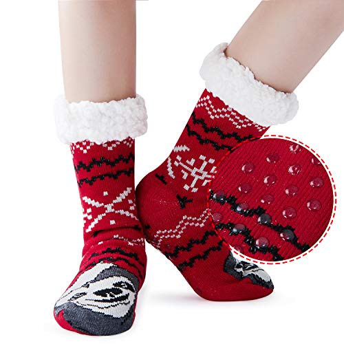 Cutest and Warmest Slipper Socks.