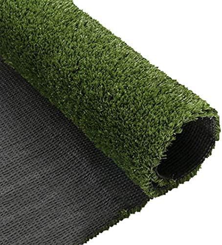 YNGJUEN 合成人工芝15 mm高さ、高密度休日模造草マット、屋外ガーデン犬ペット合成芝生 (Size : 2x3m)