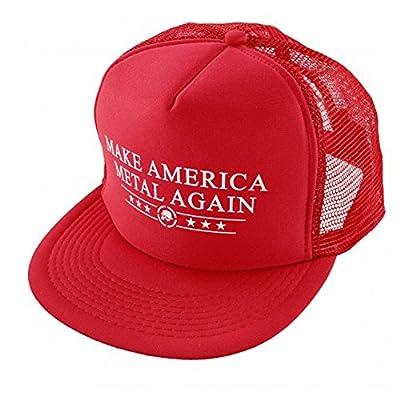 Metal Mulisha Make America Metal Again Trucker Hat