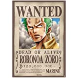 ABYstyle ABYDCO145 - Affiche - One Piece - Wanted Zoro