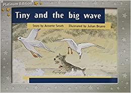 Rigby PM Platinum Collection: Individual Student Edition Yellow (Levels 6-8) Tiny and the Big Wave