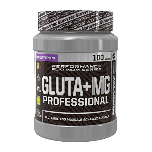 Nutrytec Gluta+MG Professional (Performance Platinum) 500 gr - Limón: Amazon.es: Alimentación y bebidas
