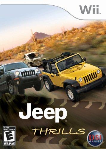 Jeep Thrills - Nintendo Wii - Dealer Jeep