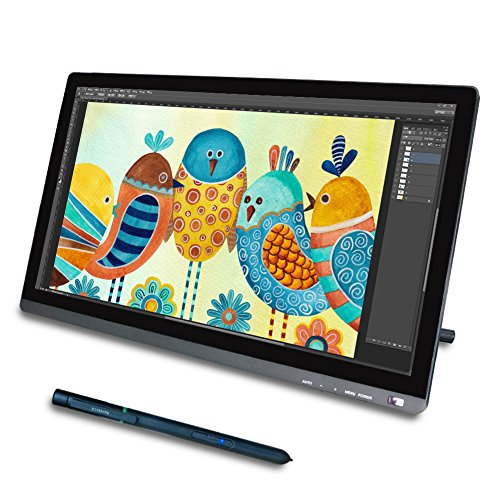 Bosstouch BT22U Digital Pen Tablet Monitor Graphics Display Digita Arts Drawing LED Screen Art Graphic 2048 levels Pen Pressure (Computer Monitor 19 Inch Hdmi)