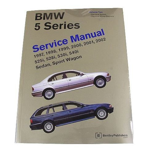 528i Wagon - BMW 5 Series Service Manual 1997-2002 525i 528i 5301i 5401i Sedan Sport Wagon Volume II Electrical System