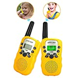 8 year old boy toys - Toys for 3-12 Year Old Boys, DIMY Walkie Talkies for Kids Toys for 3-12 Year Old Girls Yellow DJ03