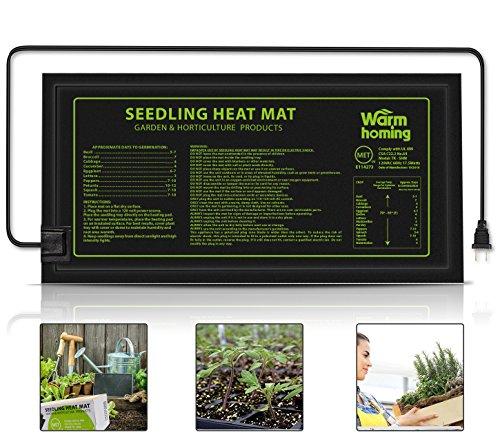 seed starter kit heat mat - 8