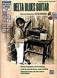 Delta Blues Guitar (EMABG) Bk&CD --- Guitare - Grossman, Stefan --- Alfred Publishing