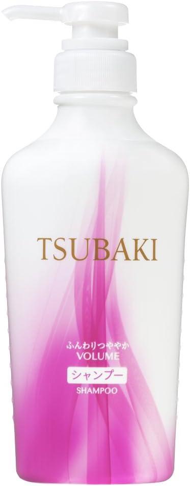 TSUBAKI(ツバキ) ふんわりつややか シャンプー ノンシリコン