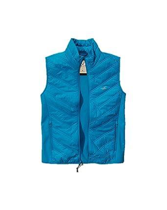Hollister - Chaleco - Universidad - para Hombre Azul Azul S: Amazon.es: Ropa y accesorios