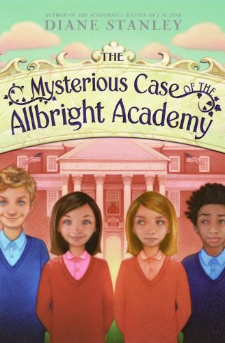 The Mysterious Case of the Allbright Academy (The Mysterious Case Of The Allbright Academy)