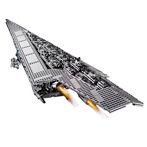 Blox LEGO Star Wars Compatible -- Imperial Star Destroyer -- Includes 3,208 LEGO compatible pieces