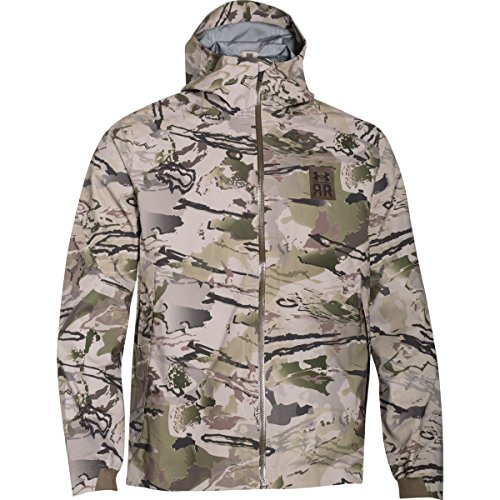 Under Armour Gore-Tex Pro Jacket - Men's Ridge Reaper Camo Barren / Hearthstone Medium from Under Armour