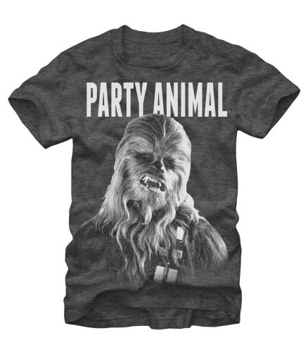 Star Wars Chewbacca Animal T Shirt