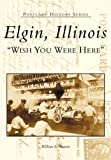Elgin, Illinois: Wish You Were Here (Postcard History)