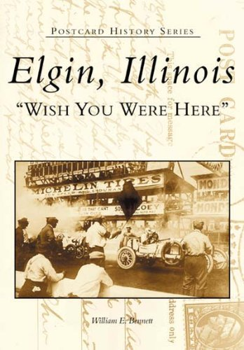 Elgin, Illinois: Wish You Were Here (Postcard History)