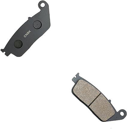 Amazon.com: ATV/UTV Brake Pads Motorcycle Brake Pads Front