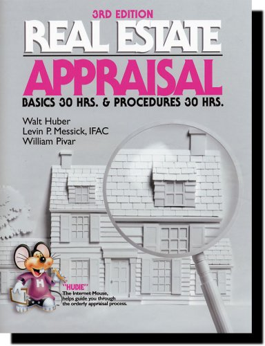 Download Real Estate Appraisal Principles and Procedures(AQB Approved course) pdf